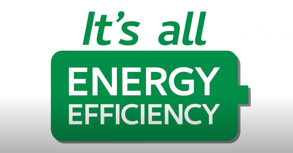 IT'S ALL ENERGY EFFICIENCY 2020